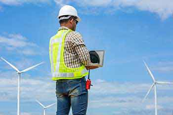 HVAC Wind Turbine Technician