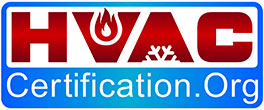 HVAC Certification Logo